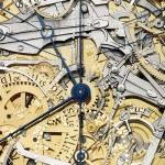 """Breguet número B1160"", réplica del reloj ""número 160"" de 1827 conocido como ""Marie Antoinette"" (detalle), 2005-2008."