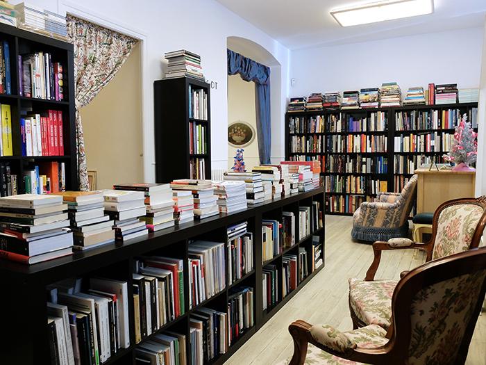 Tienda MAGOT - Espacio librería