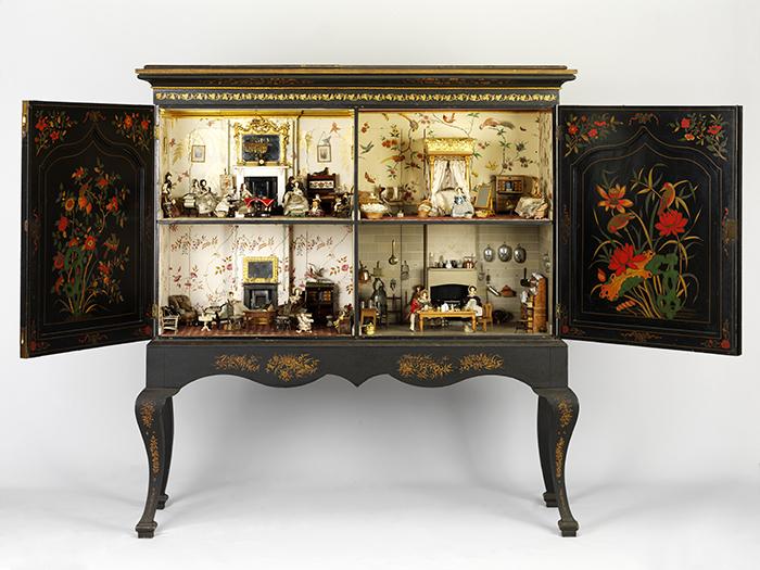 """""""Killer Cabinet"""", también llamado """"Killer House"""", 1835-1838."""