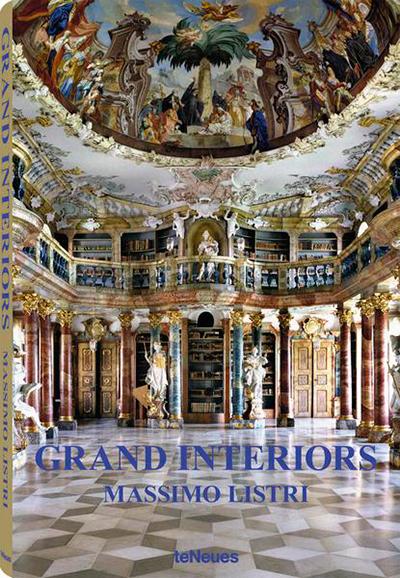 """Cubierta del libro """"Grand Interiors"""", de Massimo Listri"""