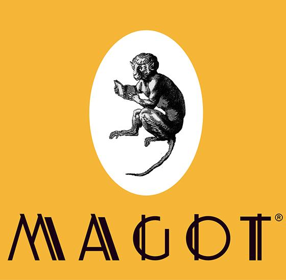 Logo MAGOT - Marca Registrada
