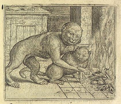 Marcus Gheeraerts el Viejo, ilustración, 1567.