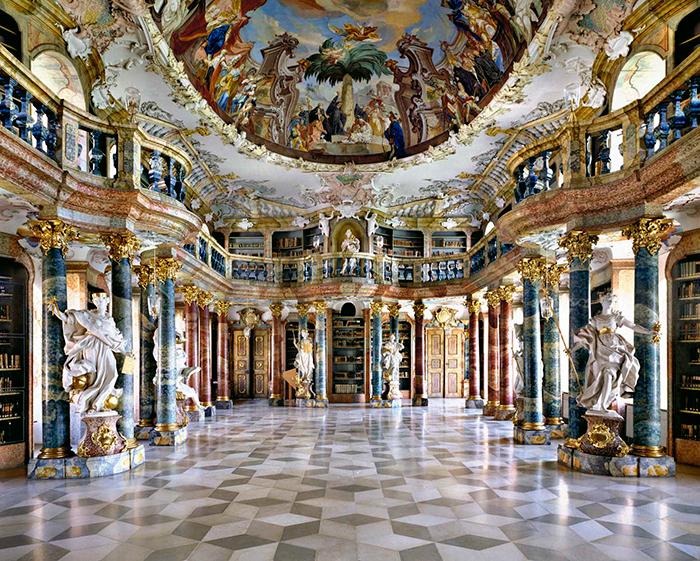 """Fotografía incluida en el libro de Massimo Listri """"Grand Interiors"""""""