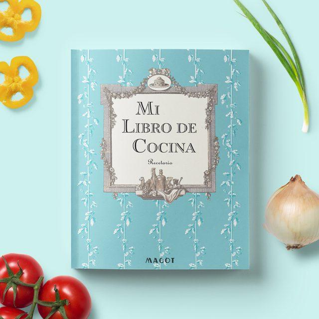 Mi Libro de Cocina – Recetario
