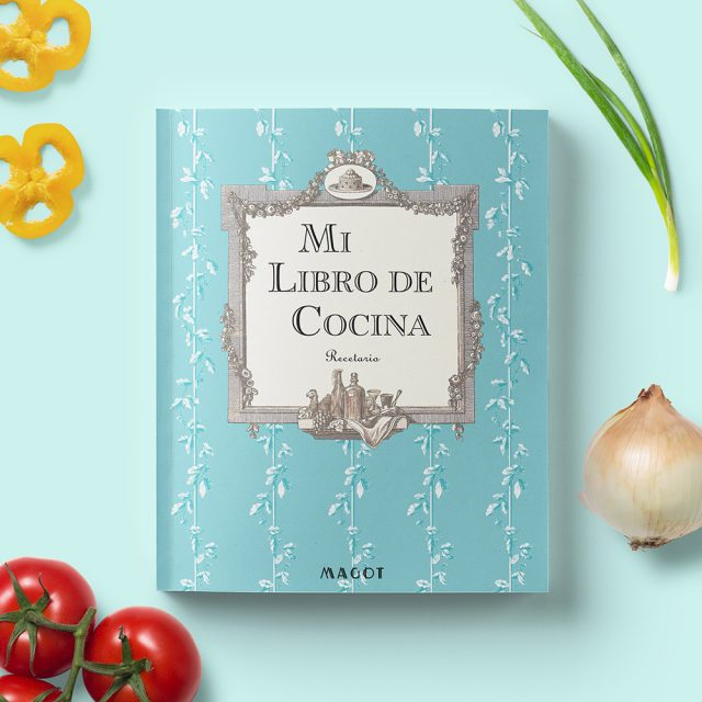 Mi Libro de Cocina : Recetario - by MAGOT Books