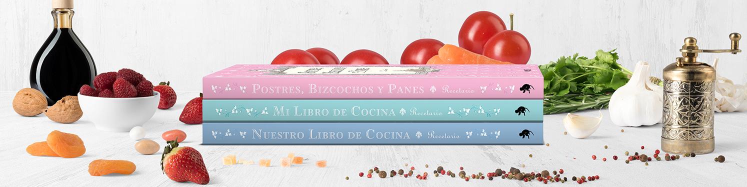 Recetarios rellenables - by MAGOT books -f8